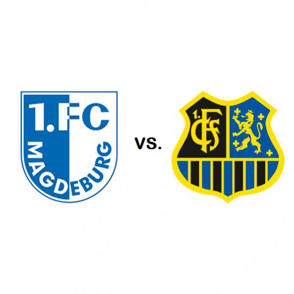 1. FC Magdeburg vs. 1. FC Saarbrücken
