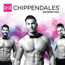 Chippendales 2022 - Get Naughty! World Tour