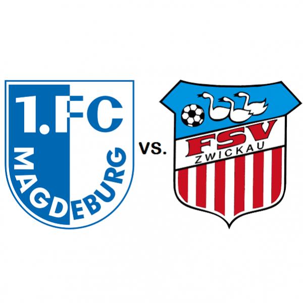 1. FC Magdeburg vs. FSV Zwickau