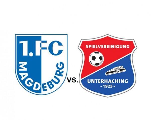1. FC Magdeburg vs. SpVgg Unterhaching
