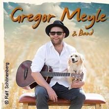 Gregor Meyle & Band - Sommerkonzerte 2021/22
