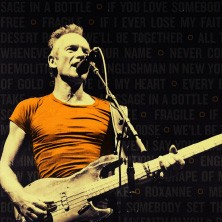 Sting - My Songs Tour