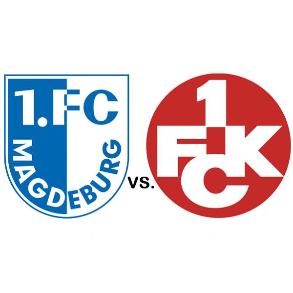 1. FC Magdeburg vs. 1. FC Kaiserslautern