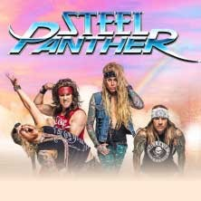 Steel Panther - Heavy Metal Rules Summer Tour 2022