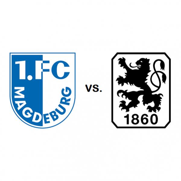 1. FC Magdeburg vs. TSV 1860 München
