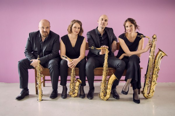 Piazolla meets Gotik - Saxofonquartett der Berliner Philharmoniker