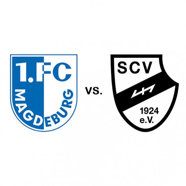 1. FC Magdeburg vs. SC Verl
