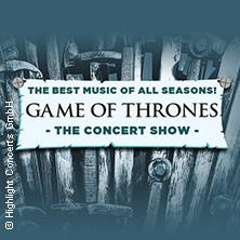 Game Of Thrones - The Concert Show