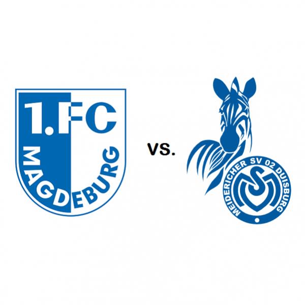 1. FC Magdeburg vs. MSV Duisburg